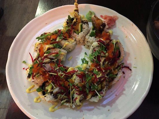 Westernized Sushi