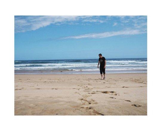 Goukamma Nature Reserve: The empty beach
