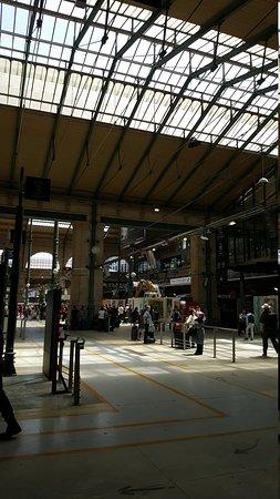 Gare du nord photo de gare du nord paris tripadvisor for Agence avis gare du nord