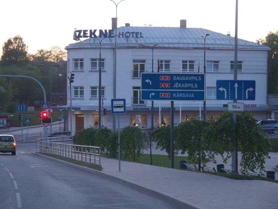 Rezekne, Λεττονία: Good hotel , good restaurant Rozalija