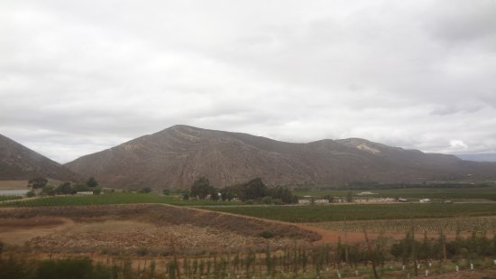 Ceres, South Africa: Travelling towards Robertson