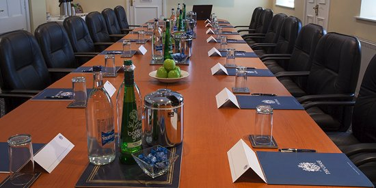 Ross-on-Wye, UK: Board Room