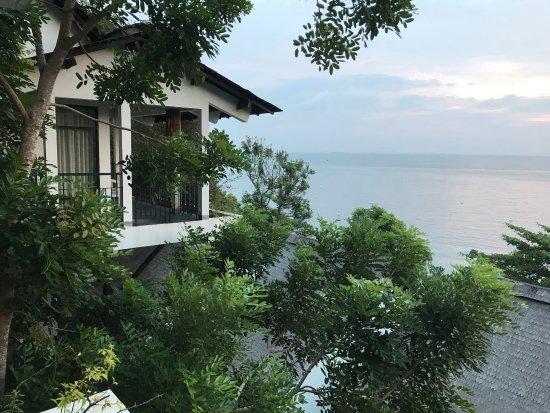 Turi Beach Resort: 部屋は半独立の建物になっています