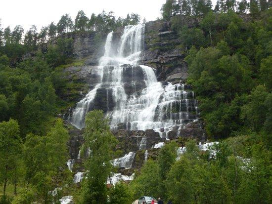 Voss Municipality, Norway: Интересный ракурс