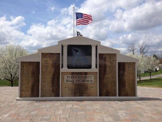 ‪Perry County Veterans Wall Of Honor‬