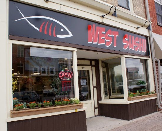 Goderich, Canada: The doorway into great Japanese cuisine.