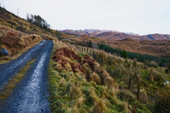 Eas Dun Lodge: 10 Minutes by Foot to the Bluestack Mountains