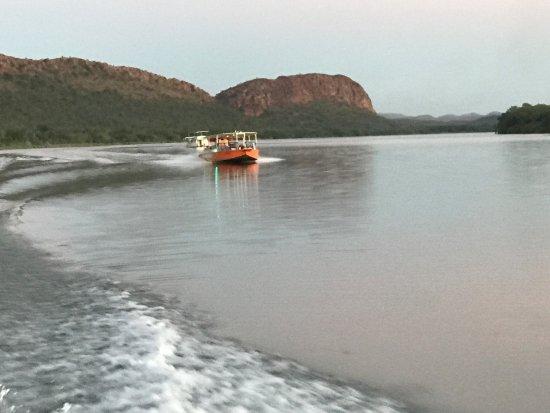 Kununurra, Australien: Coming to an End