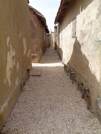 Joal Fadiouth, Sénégal : calle