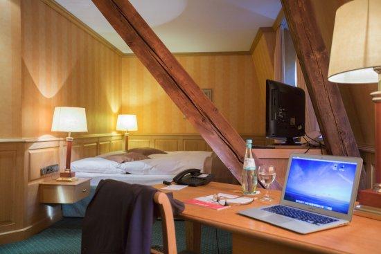Romantik Hotel Zur Schwane: Doppelzimmer Silvaner
