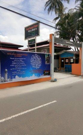 Hotel Pasir Panjang Permai : Front