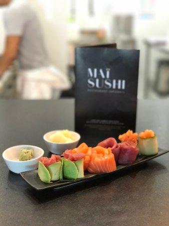 Istres, Francia: Maï Sushi