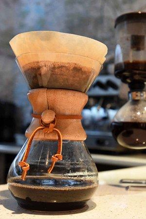 Kinross, UK: Kirklands Own Blend Coffee