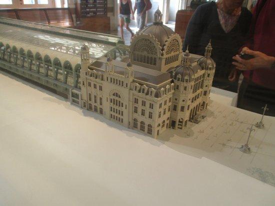 Schaerbeek, Belgium: Antwerp Station Model