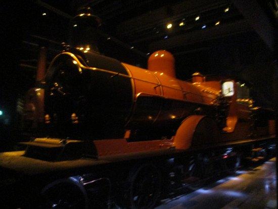 Schaerbeek, Belgium: Steam Train