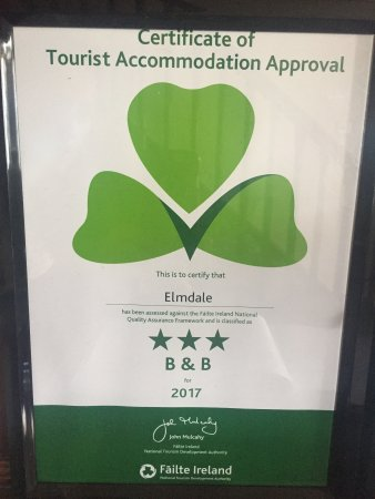 Ennis, Irlandia: Approved