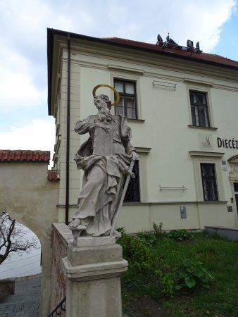 Brno, República Tcheca: St. Paul