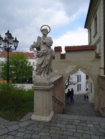 Brno, República Tcheca: St. Peter