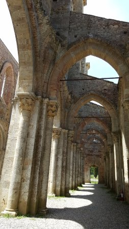 Chiusdino, Ιταλία: Interno