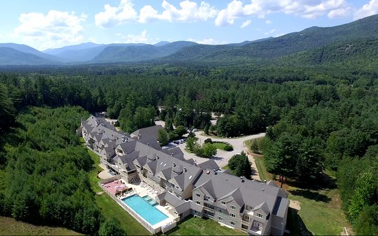 Bartlett, NH: The Grand Summit is nestled in the forest of the White Mountains