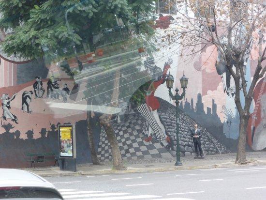 Lisa Rio Tours : Rio street art