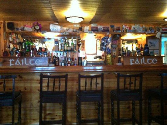 O'Connor's Guesthouse : Bar