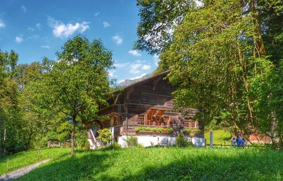 Brienz, Switzerland: Ballenberg, Freilichtmuseum der Schweiz