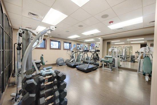 McCall, ID: Fitness Studio