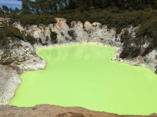 Wai-O-Tapu Thermal Wonderland 사진