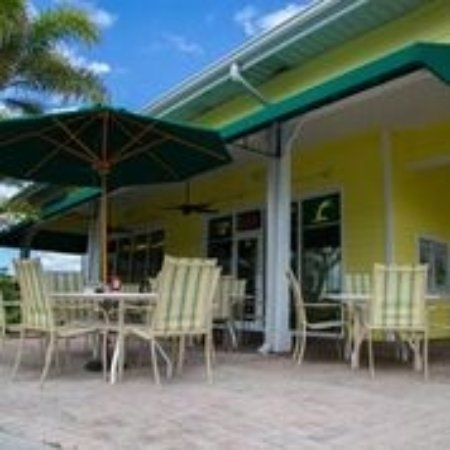 Juno Beach, FL: Our patio