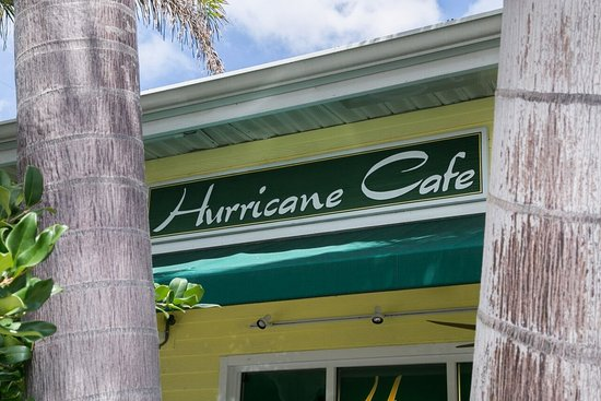 Juno Beach, FL: Hurricane Cafe