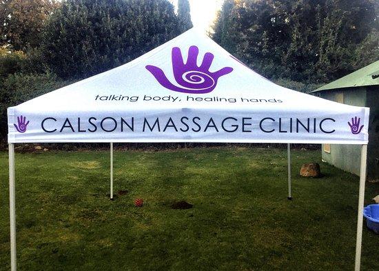 Dullstroom, Sudáfrica: Calson Massage Clinic