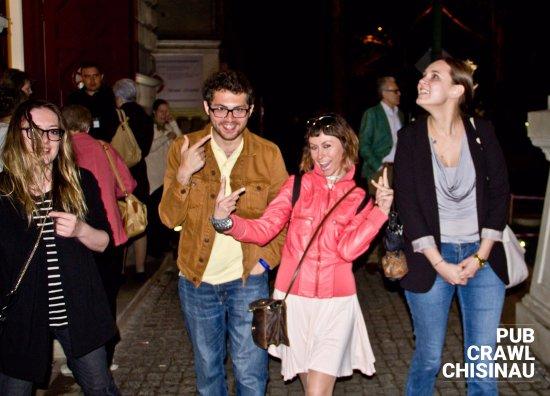 Nachtleben chisinau Moldau