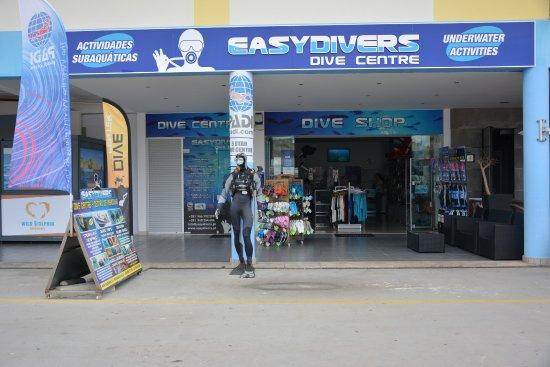Easydivers Centro de Mergulho