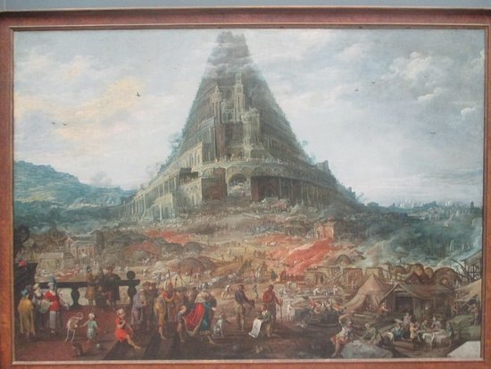 Royal Museums of Fine Arts of Belgium (Musees Royaux des Beaux Arts): Tower of Babel