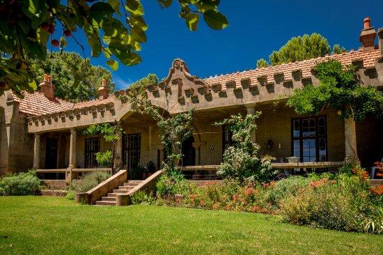 Aliwal North, Sydafrika: front veranda