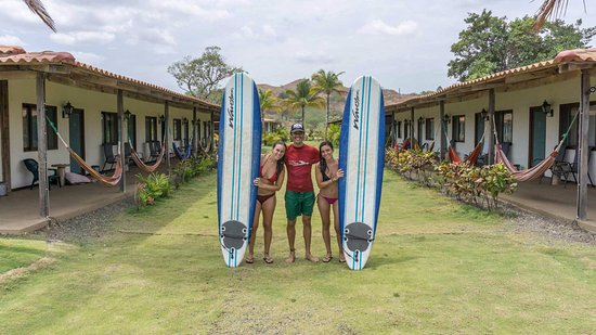 Beach Break Surf Camp and Hotel Playa Venao: Surf Coaching