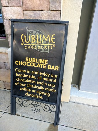 Allen, TX: Sublime Chocolate