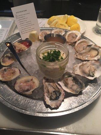 One of best sea food restaurants in Boston