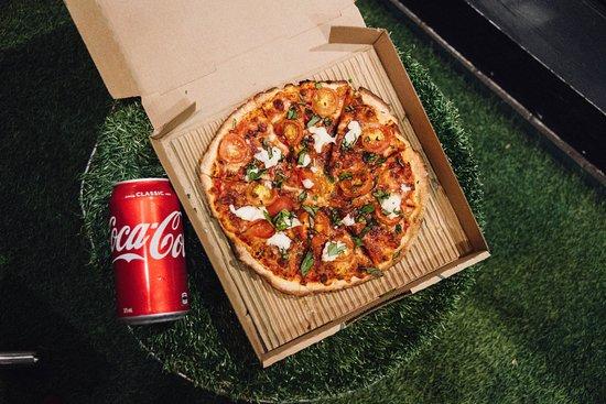 Mount Lawley, Australia: 1889 Margherita Pizza