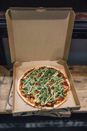Mount Lawley, Australia: Philly Steak Pizza