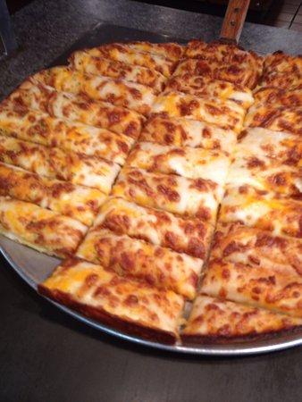 Sulphur, OK: Mazzio's Pizza