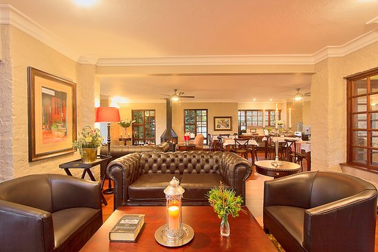 Centurion, South Africa: Leopardsong Manor Lounge