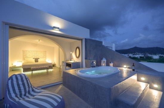 The Saint Vlassis Hotel Naxos