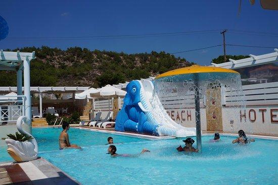 Aphrodite Beach Hotel Vatera