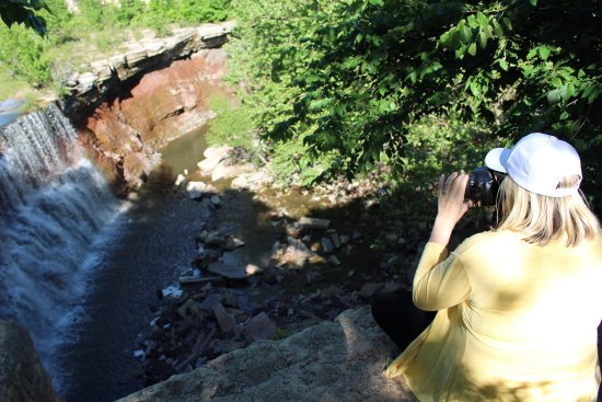 Arkansas City, KS: Such a beautiful spot to take photos!! A definite Kansas gem.