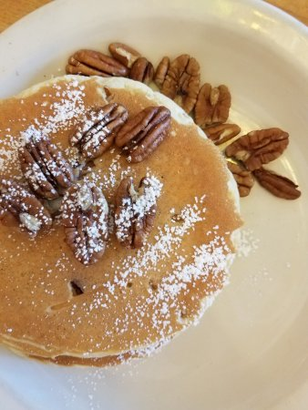 Hoffman Estates, IL: side order of pecan pancakes