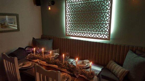 Gaaitjie Restaurant: Very cosy in the winter