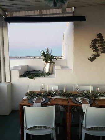 Gaaitjie Restaurant: Unique style and decor