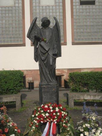 Frankfurter Engel oder Mahnmal Homosexuellenverfolgung